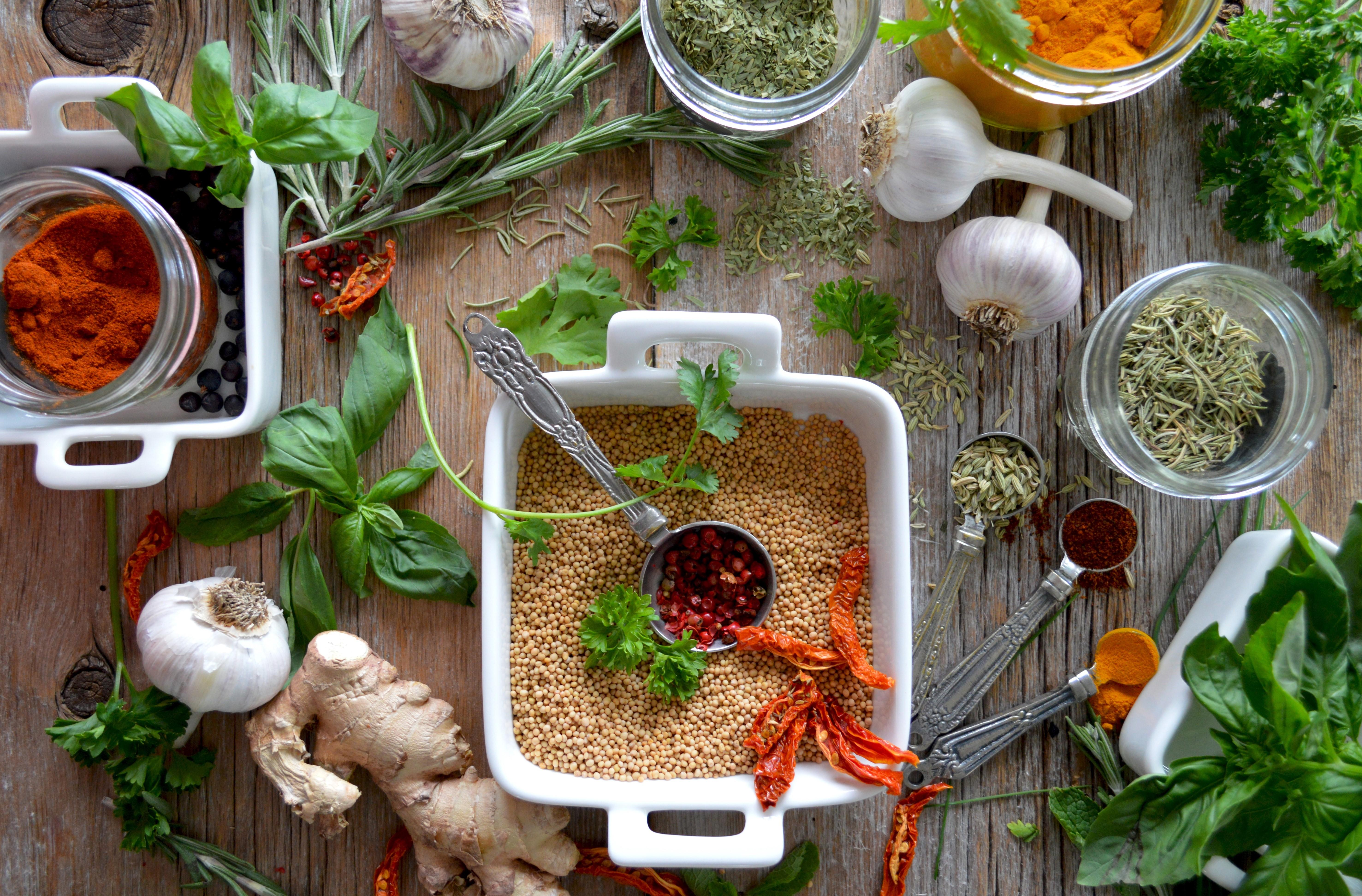 Warto gotować wg Pięciu Przemian
