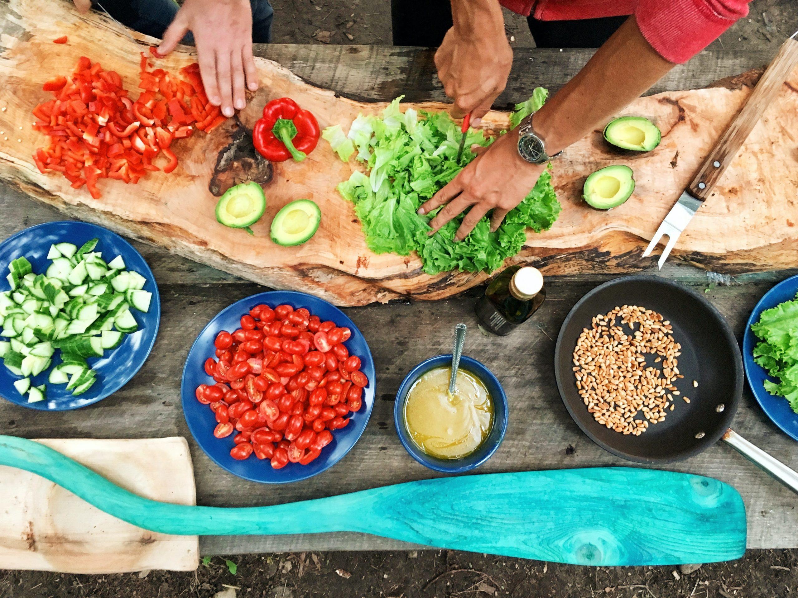 Warsztaty gotowania wg Pięciu Przemian